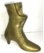 SOLID BRASS Decorative Mini/Small/Petite Shoe/Boot  - $9.69