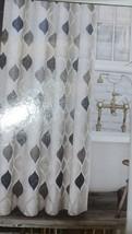 Riverside Thirteen Piece Shower Curtain Geometric Pattern image 2