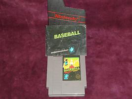 Baseball (Nintendo, 1985) - $12.34