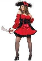 Vixen Pirate Wench Costume - $55.77