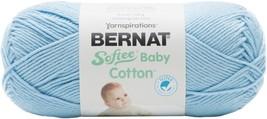 Bernat Softee Baby Cotton Yarn-Dusky Sky - $8.07