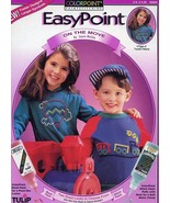EasyPoint On The Move Paintstitching Pattern by Joyce Bailey Patterns - $1.77