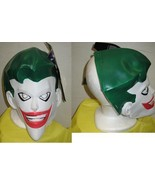 Joker Childs Vinyl Mask - $10.00
