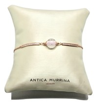 Bracelet Antica Murrina Venezia Silver 925 and Murano Glass AMVJWBT009C03 - $48.06