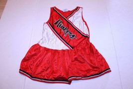 Youth Girls Nebraska Cornhuskers S (8) Cheerleader Cheer Outfit Dress IZAW - $23.36