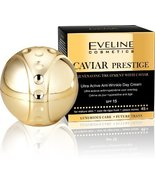Eveline SPF 15 Caviar Prestige Ultra Active Anti-Wrinkle Day Cream - $12.73