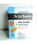 ScarAway Silicone Scar Treatment Sheets 8ct - $16.99
