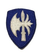 Original WWII U.S. Army 65th Infantry Division Cut Edge Patch - $4.95