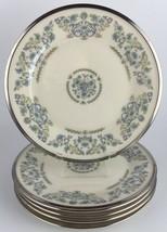 Lenox DESIRE (5/set) bread & butter plates  - $40.00