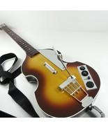 ROCKBAND Harmonix Beatles Hofner PSGTS3 Guitar Controller Sony PS3 No Do... - $62.99