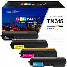 GPC Image Compatible Toner Cartridge Replacement for Brother TN315 TN-315 TN315B