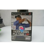 TIGER WOODS PGA TOUR 07 SONY PS2 - $3.00
