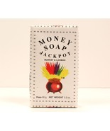 Money Jackpot Soap by Murray & Lanman  good luck - $2.97