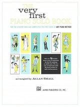 The Very First Piano Solo Book - $11.95