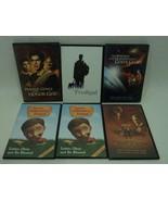 Lot of 6 Religious DVD Set  - $12.25