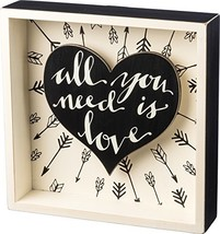 Box Sign - All You Need - Primitives by Kathy - $8.44