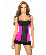 Ann Chery 3 Hook Long Deportiva Sport Latex Vest Body Shaper  - $75.00