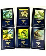 North American Fishing Club NAFC Set of 6 Hardback Books - Methods & Tec... - $29.40