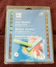 Loew-Cornell Chalk Pastels, 24-Count free shipping art painting supplies... - $8.59