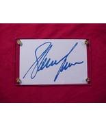 SHANIA TWAIN  Autographed Signed Signature Cut w/COA - 30744 - $40.00