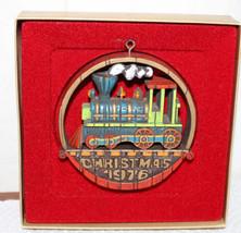 Hallmark Nostalgia Tree Trimmer Collection Ornament Train - $11.40