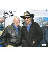 Bobby Allison signed NASCAR 8x10 Photo w/ NHOF 2011- JSA Hologram #DD329... - $44.95
