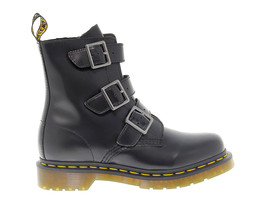 Boots Dr. Martens Blake En Cuir Noir - Chaussures Femme - $207.31
