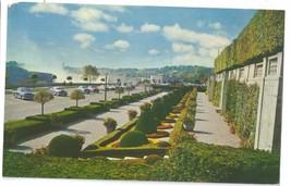 Canada Ontario Oakes Garden Theatre Niagara Horseshoe Falls Vintage Postcard - $4.99