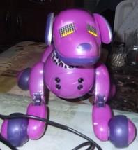 Zoomer Robotic Original Interactive Robot Dog - $46.74