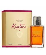 Victoria's Secret RAPTURE Eau de Parfum Perfume Cologne 1.7 fl oz NEW SE... - $32.66