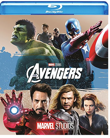 Marvel's The Avengers  [Blu-ray + Digital]