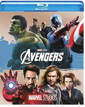 Marvel's The Avengers  [Blu-ray + Digital]