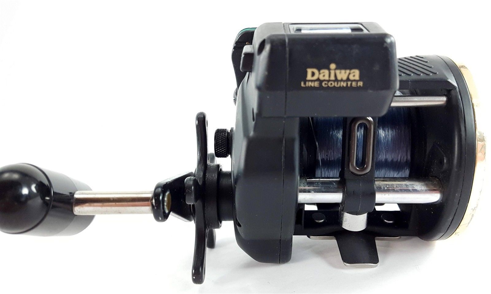 4629570d220 Daiwa Sealine SG27LC Direct Drive Line Counter Conventional Fishing Reel