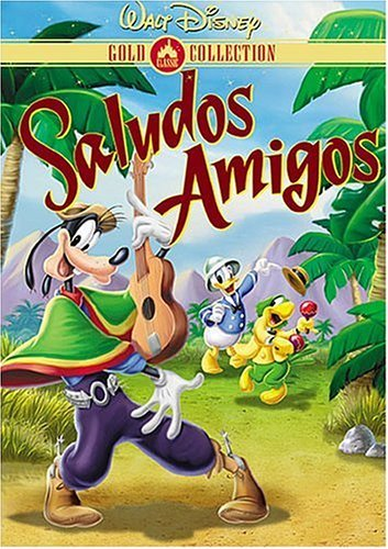 Saludos Amigos - Disney Gold Classic Collection [DVD]