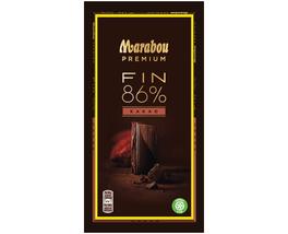 Marabou Premium 86% Cocoa / Kakao Chocolate 10 pack 1kg / 35oz - $68.31