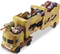 Hot Wheels Marvel Comics Groot Hauler Vehicle - $18.69