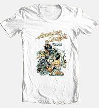 American Graffiti T-shirt retro 70s classic movie 100% cotton graphic print tee image 3
