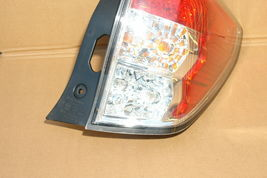 09-13 Subaru Forester Taillight Brake Light Lamp Right Passenger Side RH image 4