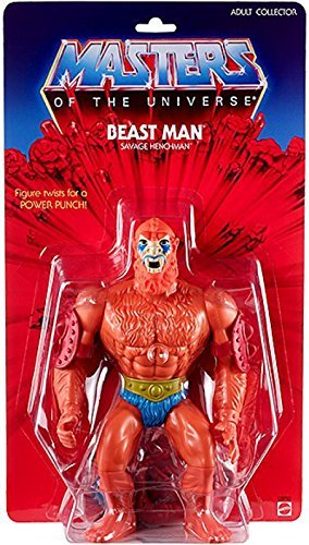 "Masters of the Universe Beast Man Exclusive 12"" GIANTS Action Figure"