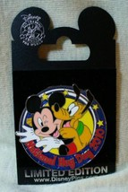 Disney Mickey Mouse Pluto National Hug Day 2010 LE Pin - €16,11 EUR