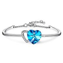 Fashion Exquisite Charm Polishing Crystals From Swarovski Sliver Color B... - $20.24