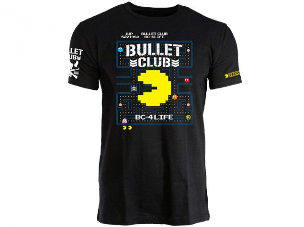 Kenny Omega PAC-MAN vs BULLET CLUB T-shirt and 50 similar items e439f77b9