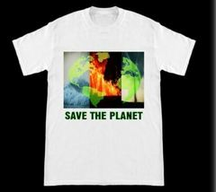 Save Our Planet Stop Global Warming T-Shirt - $16.99+