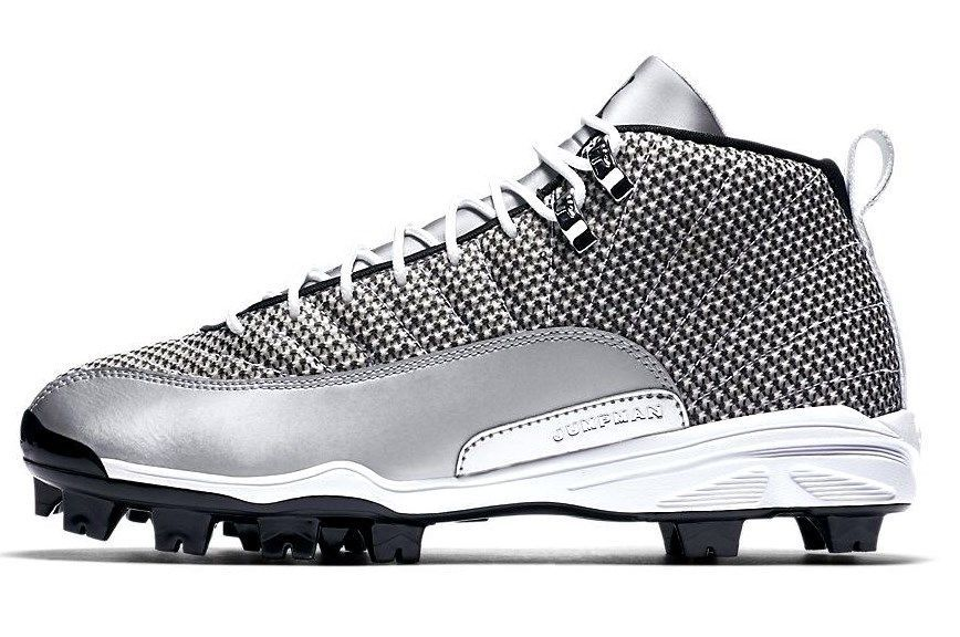competitive price 2845a 25747 57. 57. Previous. NIKE AIR JORDAN XII 12 MCS RETRO BASEBALL CLEATS SIZE 10  NEW (854566-100 · NIKE AIR JORDAN ...