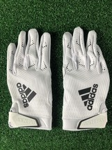 Team Issued Baltimore Ravens Adidas adiZero 8.0 3xl Football Gloves - $34.99
