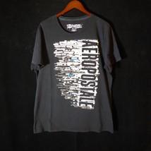 XL AEROPOSTALE Black New York City Logo T Shirt - $8.88