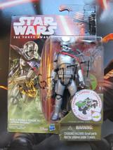 Star Wars Episode VII The Force Awakens Captain Phasma 3.75 figure - $24.99