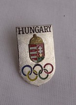 Hungary Olympic Pin Pinback  - $8.54