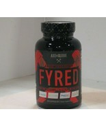 Axe & Sledge Supplements FYRED 60 capsules Extreme Fat Burner Thermogenic - $47.49