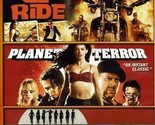 BRAND NEW! FACTORY SEALED! Hell Ride/Planet Terror/Death Proof [3 Discs] DVD